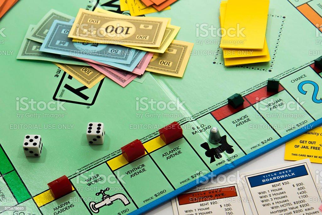 игра на деньги монополия
