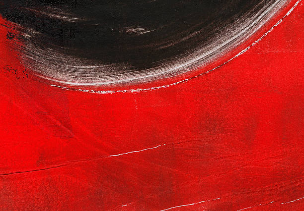 XXL - Monoprint 20 stock photo