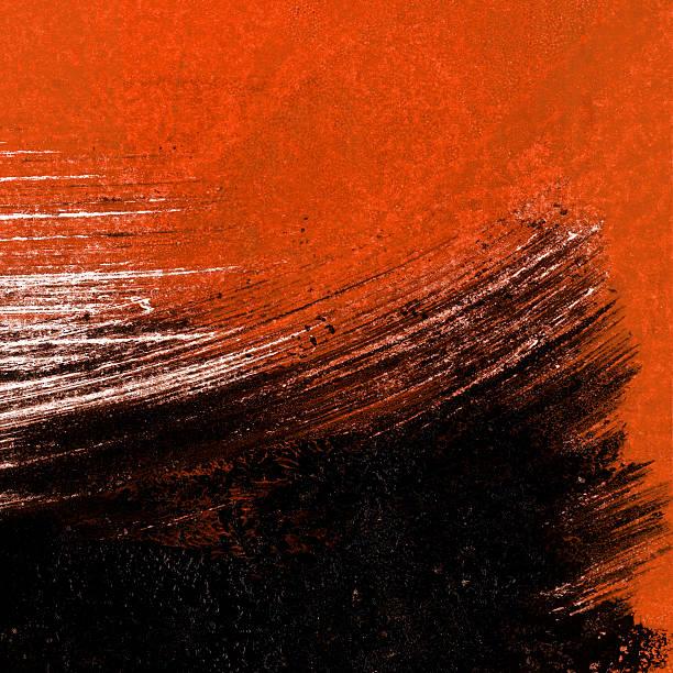 Monoprint wallpaper stormy weather stock photo
