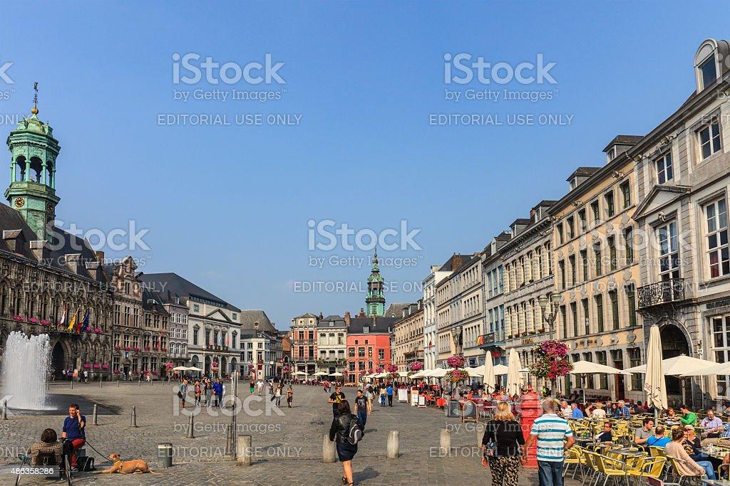 Mons-Grand Place, Belgique - Photo