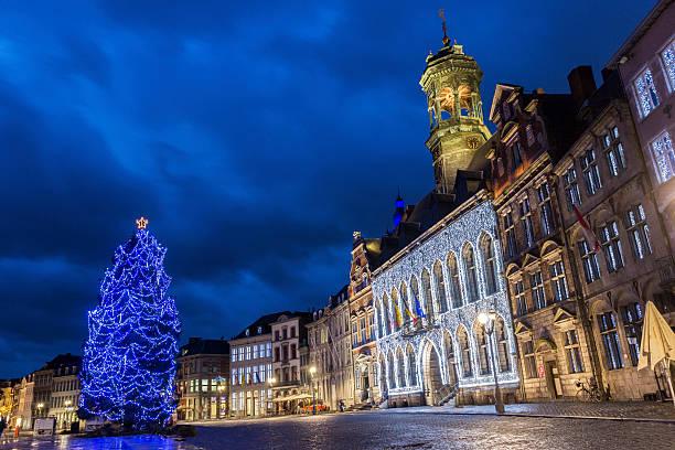 Mons in Belgien – Foto