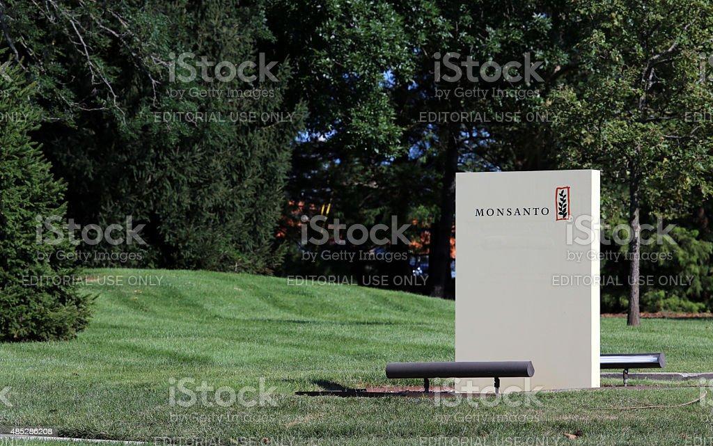 Monsanto World Headquarters stock photo