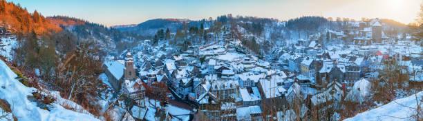 Monschau panorama – Foto