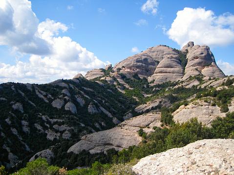 Monserrat Mountain Range