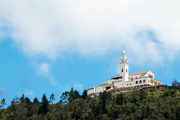 Monserrate Church stock photo