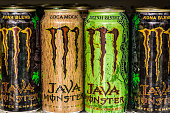 Monster Beverage Display II
