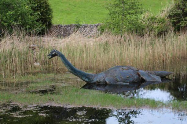 Ungeheuer von Loch Ness – Foto