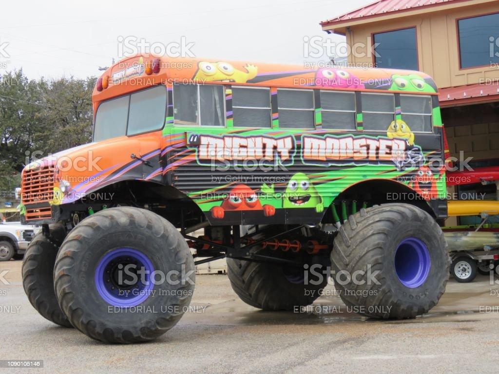Monster Truck Stock Photo Download Image Now Istock