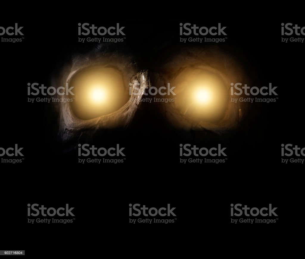 モンスター、頭の目 ストックフォト