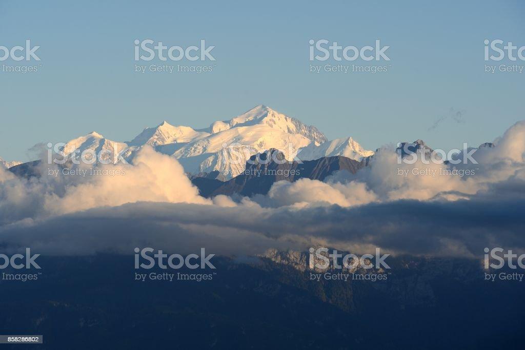 Mont Blanc Berge Alpen – Foto