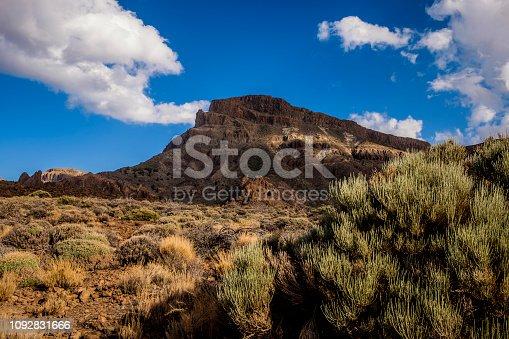 istock Montaña Guajara, Teide National Park, Tenerife, Canary Islands, Spain 1092831666