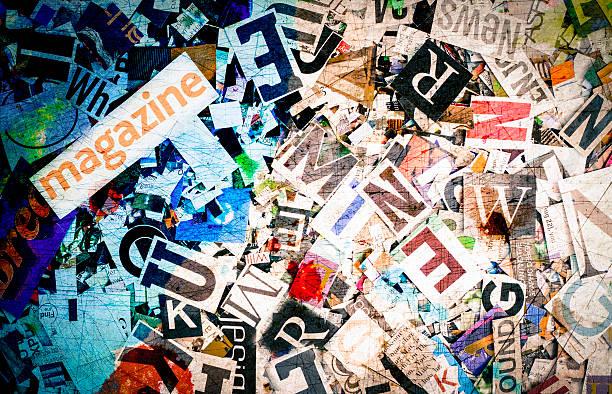 montage - kollagenblätter stock-fotos und bilder