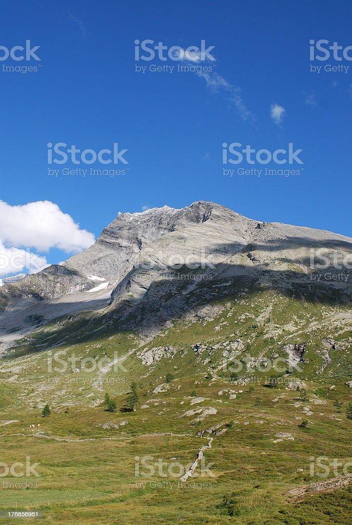 montagna stock photo