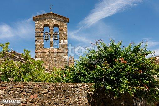 Montalcino-Chiesa di san egidio