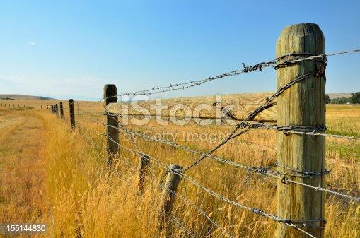 istock Montana Landscape 155144830