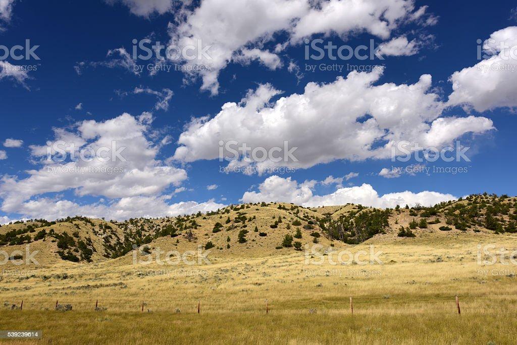 Montana, Estados Unidos foto royalty-free