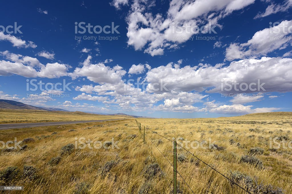 Montana, USA royalty-free stock photo