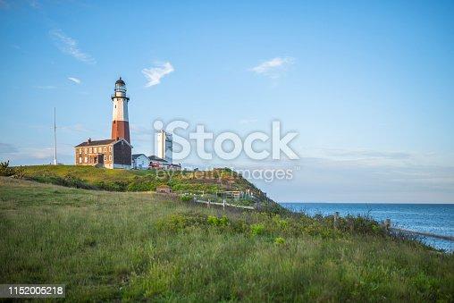 Montauk Point, New York State, The Hamptons, Long Island, Beach