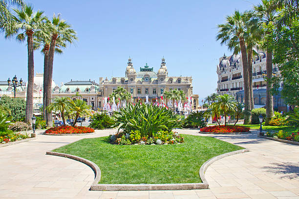 Monte Carlo, Monaco – Foto