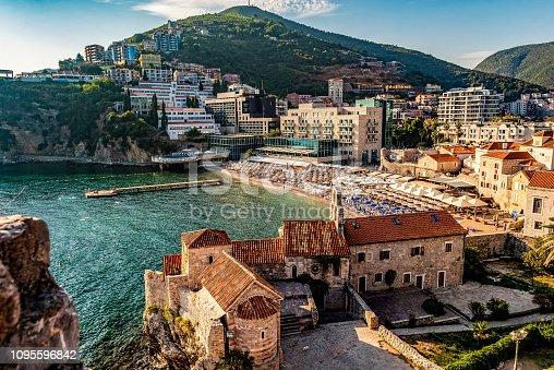 istock Montenegro – Budva in Summer 1095596842