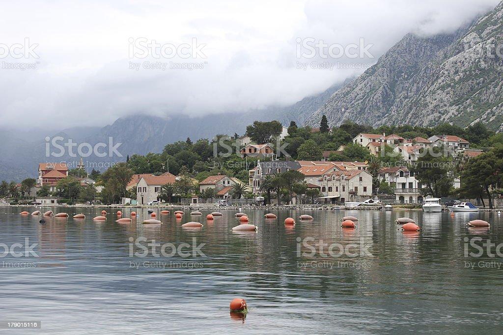 Montenegro royalty-free stock photo