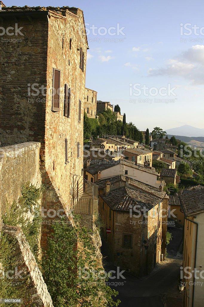 몬체풀치아노, 이탈리아 royalty-free 스톡 사진