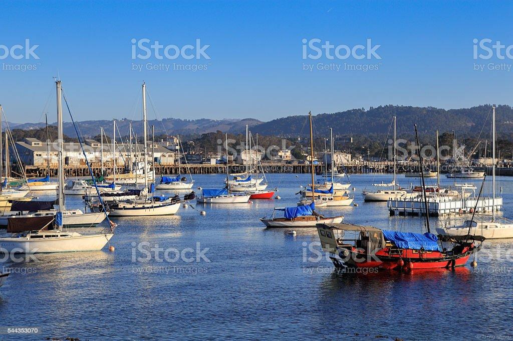 Monterey Bay stock photo