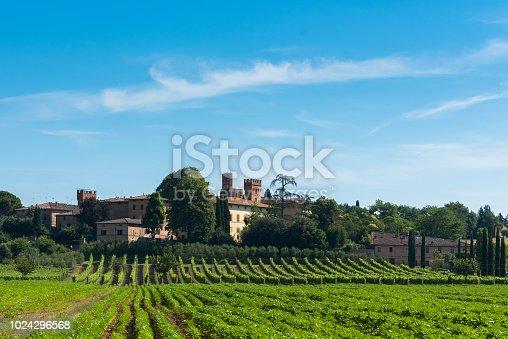 Monteroni D'Arbia (Siena) - Val D'Arbia