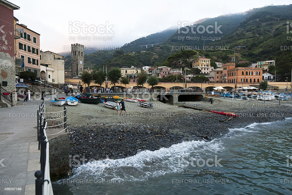 Monterosso, Cinque Terre royalty-free stock photo
