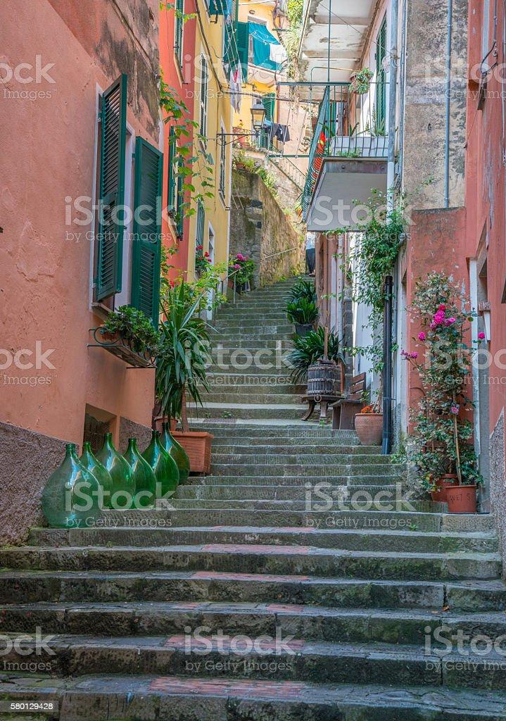Monterosso, Italy stock photo