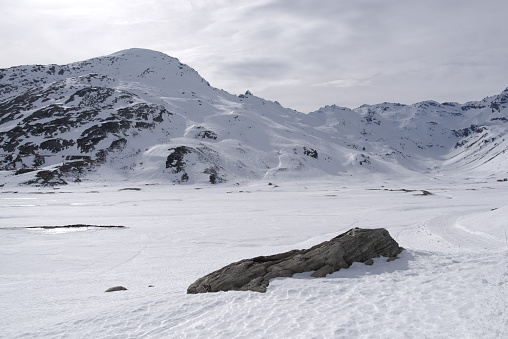 Montespluga Lake Sondrio Italy 32 — стоковые фотографии и другие картинки Без людей