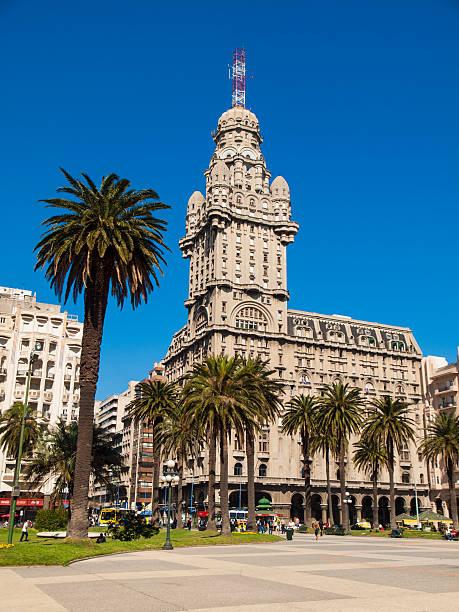 Montevideo, Uruguay stock photo