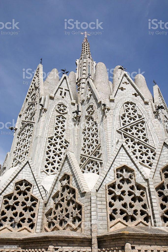 Montferri, Catalonia, Spain royalty-free stock photo