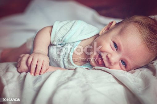 istock 3 month baby boy 901932638