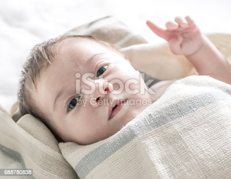 istock 1 month old 688780838