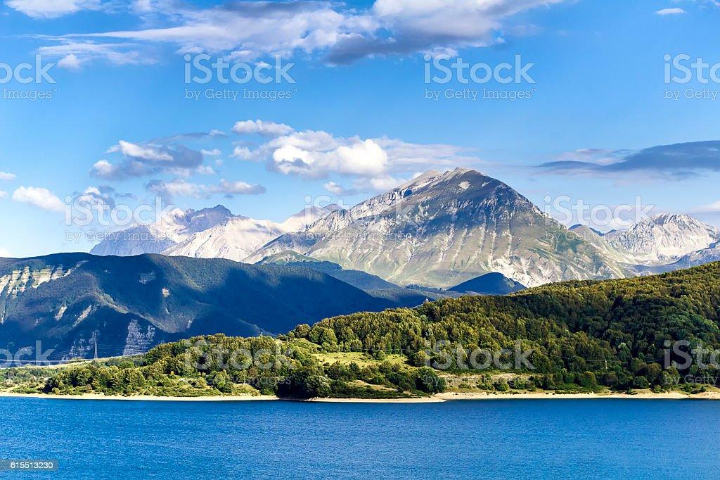 Monti della Laga – zdjęcie