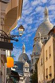 istock Montmartre in Paris, France 1053996438