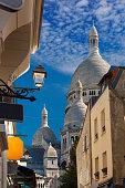istock Montmartre in Paris, France 1053996450