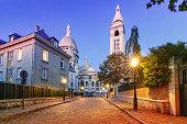 istock Montmartre in Paris, France 1059272930