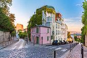 istock Montmartre in Paris, France 1059272934