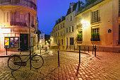 istock Montmartre in Paris, France 1059272982