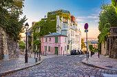 istock Montmartre in Paris, France 1059273012