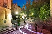 istock Montmartre in Paris, France 1059273014