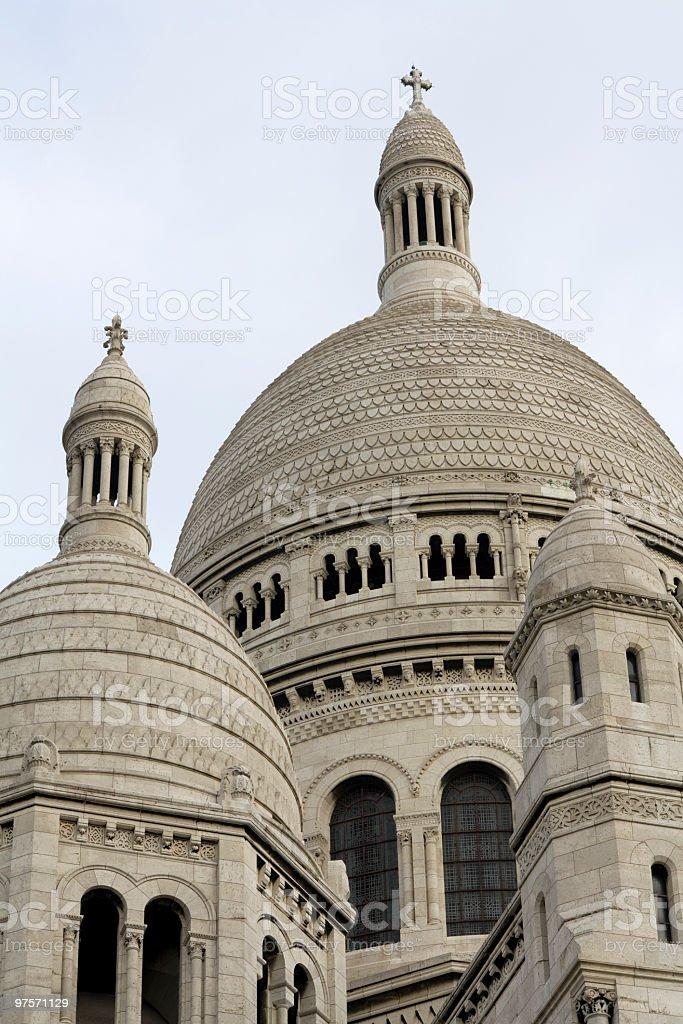 Montmartre (Paris) royalty-free stock photo