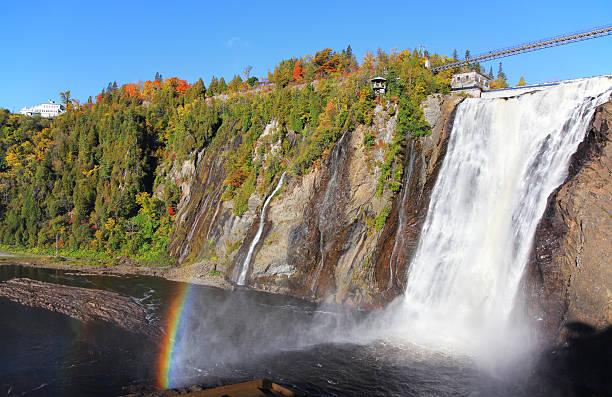 Wasserfälle Montmorency – Foto