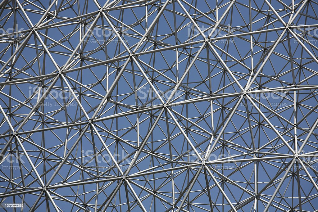 Montreal Biosphere stock photo