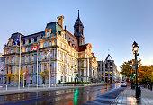 istock Montreal City Hall 1048321186