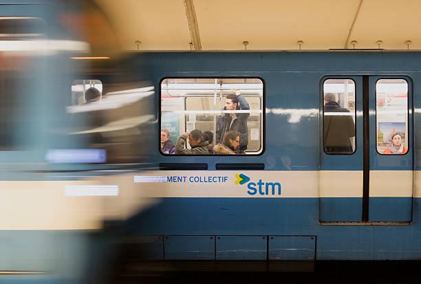 La Station de métro de Montréal - Photo