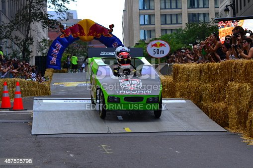 173015172 istock photo Montreal Red Bull Soapbox Race 487525798