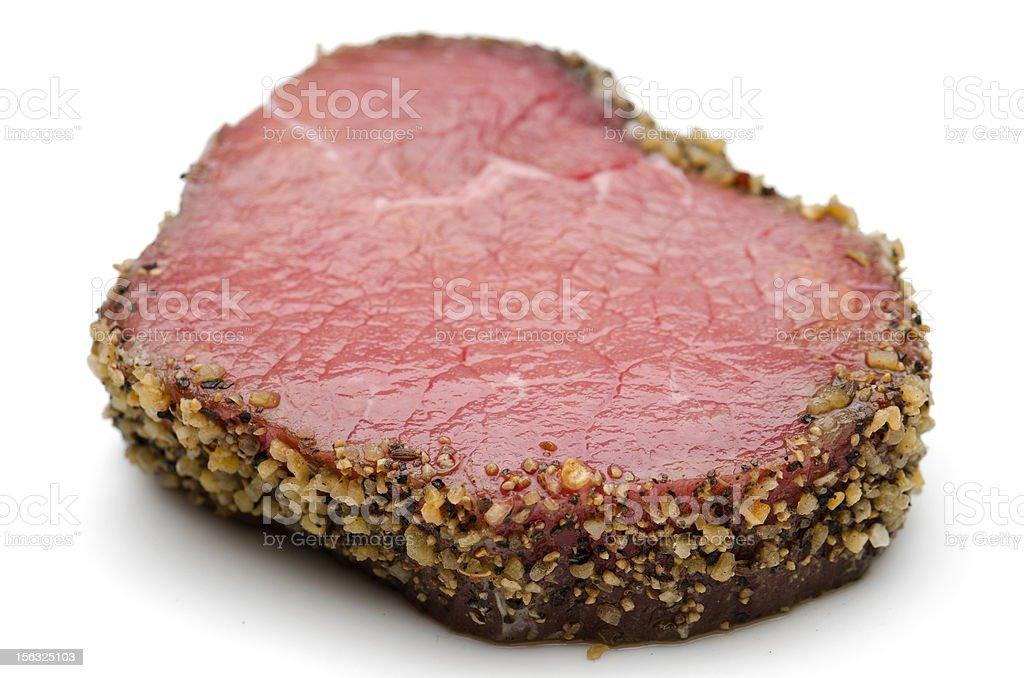 Montreal steak royalty-free stock photo